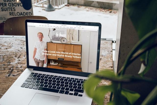 Företags Akuten Webbdesign